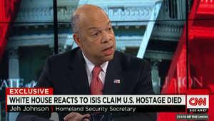 وزير الأمن القومي الأمريكي يشرح لـCNN كيف تطورت وتعقدت التهديدات الإرهابية