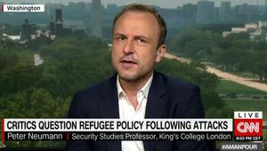 """بروفيسور بالدراسات الأمنية يبين لـCNN استراتيجية """"الذئاب المنفردة"""" بداعش: التنظيم لديه شرط وحيد وسهل وجذاب لمن لديه مشاكل سيكولوجية"""