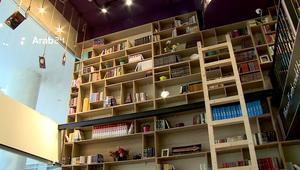 شابّات يؤسسن أول مقهى للقراءة في أربيل