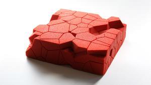 نماذج مصغرة لأبنية معمارية..قابلة للأكل