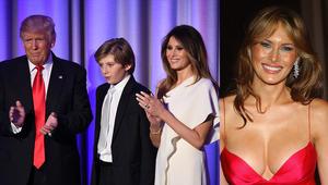 من عارضة أزياء إلى سيدة البيت الأبيض.. تعرّفوا إلى ميلانيا ترامب