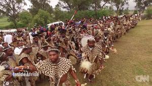رقصة الزولو الأفريقية.. سرد للقصص واحتفال بالحياة وتاريخ الأجداد