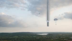 بالفيديو.. كيف سيعلق برج من كويكب في دبي؟