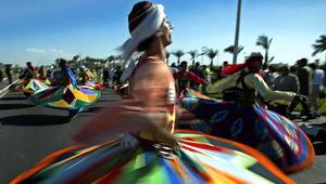 تعرّف إلى الرقص الصوفي بحلته المصرية