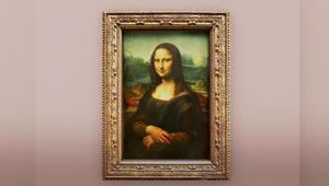 ما هو أكثر ما تتميز به لوحة الموناليزا؟