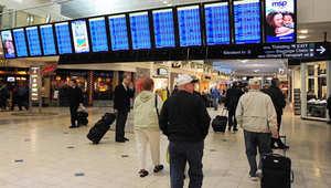 إخلاء جزئي لمطار مينيابوليس بعد العثور على عبوة مشبوهة