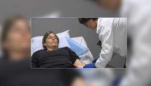 امرأة تشفى من السرطان بعد حقنها بفيروس الحصبة