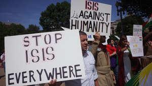 """هل تلاحق أمريكا """"داعش"""" حتى في سوريا؟"""