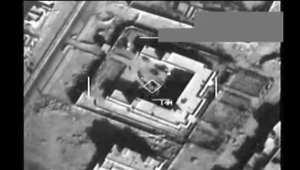 بالفيديو.. قيادة الجيش الأمريكي تنشر مقطعا لضرب مخازن تابعة لداعش بسوريا
