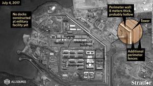 تحصينات مشددة لأول قاعدة عسكرية صينية في الخارج
