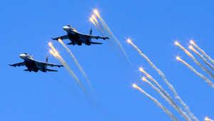 "روسيا تزود مقاتلاتها العاملة في سوريا بصواريخ ""جو – جو"""