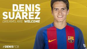نادي برشلونة يعلن التعاقد مع سواريز لأربعة مواسم