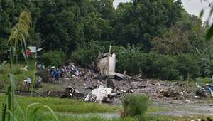 أكثر من 35 قتيلاً بتحطم طائرة سوفيتية بجنوب السودان