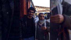 """عودة السعودي سليمان السبيعي المعروف بلقب """"السمبتيك"""""""