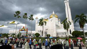 مسجد السلطان عمر علي سيف الدين - بروناي، دار السلام