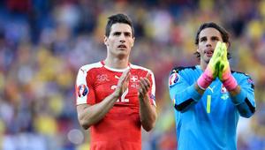 سويسرا تتصدر مجموعتها مؤقتا بعد التعادل مع رومانيا