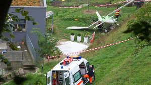 قتيل بتصادم بين طائرتين خلال استعراض جوي بسويسرا