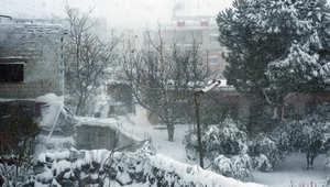 """مدن الشرق الأوسط تستعد للعاصفة الثلجية """"هدى-زينة"""" بعد أن بدأت بتركيا"""