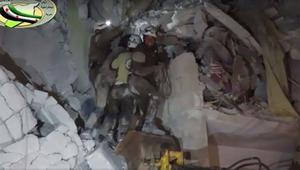 منظمة سورية معارضة: طائرات يُعتقد أنها روسية ضربت مستشفى بإدلب.. وموسكو تنفي