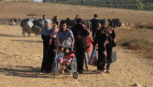 عائلات سورية تعود من الأردن إلى مناطق في جنوب البلاد بعد اتفاق خفض التصعيد