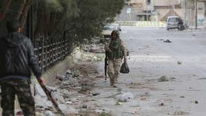 """صحف: مقاتلون سوريون """"حقل تجارب"""" لأسلحة جديدة لحزب الله"""