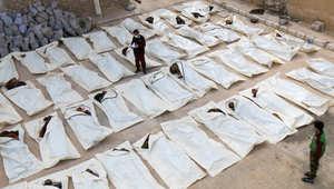 الحرب السورية.. 310 آلاف قتيل في 49 شهراً بينهم 104 آلاف مدنيين و11 ألف طفل