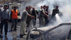 """دمشق للغرب: ما تسمونها بـ""""المعارضة المعتدلة"""" وراء قتل أطفال حمص ويجب وضع حد لـ""""مغامرات أنقرة"""""""
