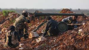 """سوريا.. """"النصرة"""" تسيطر على آخر قواعد قوات الأسد في إدلب بعد معارك خلفت عشرات القتلى"""