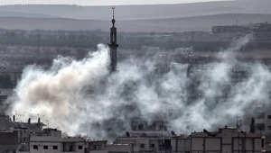 """معركة كوباني.. 30 قتيلاً بمعارك بين """"داعش"""" والوحدات الكردية عند معبر حدودي مع تركيا"""