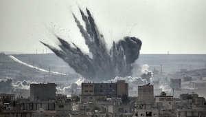"""23 غارة على مواقع """"داعش"""" في سوريا والعراق.. هذه نتائجها"""