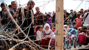 """غارات """"التحالف"""" لم توقف تقدم """"داعش"""".. وشبح مجزرة جديدة يخيم على """"عين العرب"""""""