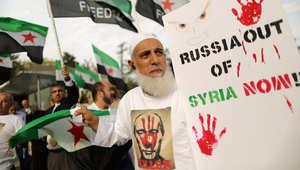 """روسيا تعلن استعدادها لتقديم """"دعم جوي"""" لـ""""الجيش السوري الحر"""""""