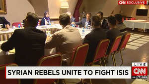 """المعارضة السورية توحد صفوفها باتفاق تاريخي لمقاتلة """"داعش"""" ونظام الأسد"""