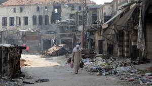 تقرير: حرب سوريا تحصد أكثر من 162 ألف قتيل بينهم 8607 أطفال