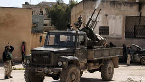 غزلان لـCNN: القرداحة بمرمى الثوار وأخشى من انقلاب لإنقاذ النظام