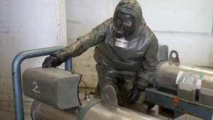 تدمير السلاح الكيماوي السوري