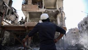 """القيادة المركزية الأمريكية: """"خطأ بشري"""" تسبّب في قصف قوات النظام السوري"""