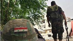 صورة لجندي سوري