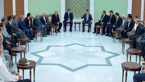 """منظمة تونسية حائزة على """"نوبل"""" تلتقي بشار الأسد """"دعما"""" للشعب السوري"""