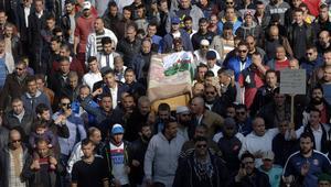 تشييع جثمان الصحفي الجزائري تمالت.. ووزير العدل يؤكد التوصل بشكوى الأسرة