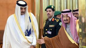قطر تطلب عدم الرّد على