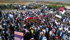 """دفن طارق عزيز """"مهندس"""" دبلوماسية نظام صدام حسين في """"مأدبا"""" بالأردن"""