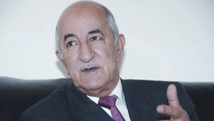 بوتفليقة يعيّن عبد المجيد تبون رئيسا للوزراء خلفا لعبد المالك سلال