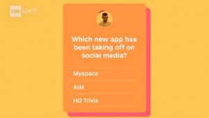 """لعبة تكسبكم آلاف الدولارات وتكسح مواقع التواصل الاجتماعي.. هذه هي """"HQ Trivia"""""""