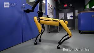 هذاالروبوت يمكن أن يكون بوابك المستقبلي
