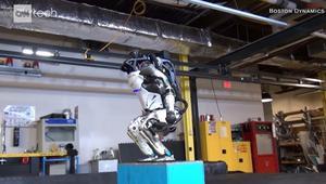 لن تتوقعواماذا يمكن لهذا الروبوت فعله!