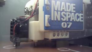 طباعة معدات طبية بتقنية 3D لمعالجة رواد الفضاء بعيداً عن المستشفيات بالأرض