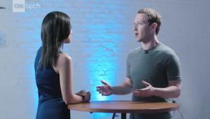 زوكربيرغ يكشف لـCNN مهمة فيسبوك الجديدة بالعالم