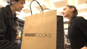 بعد قضائها على متاجر الكتب.. أمازون تفتتح أول محل لها!