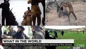"""مؤشر الإرهاب 2014: خمس دول مسؤولة عن 82% و4 منظمات هي الأعنف.. و25% من الهجمات بالدول الصناعية بأيدي """"ذئاب مستوحدين"""""""